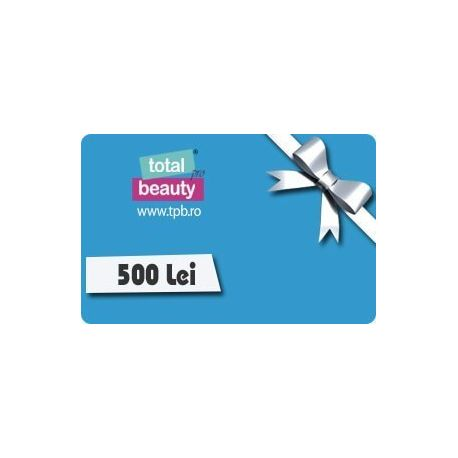 Card Cadou 500 Lei