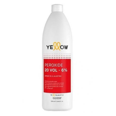Alfaparf Yellow oxidant 6% 20 volume - 1000ml