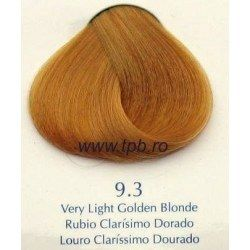 Vopsea de par Yellow 9.32 blond violet auriu deschis