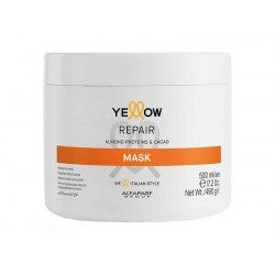 Masca de par reparatoare Yellow 500ml