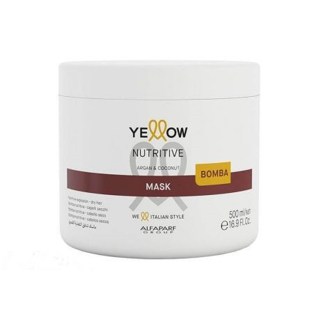 Masca de par Nutritiva Argan & Cocos 500ml