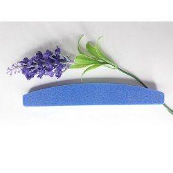 Pila buffer pentru unghii Granulatie 100-180 albastra