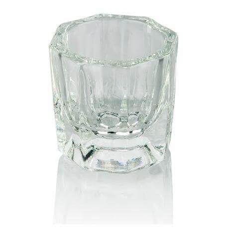 Recipient din sticla pentru manichiura