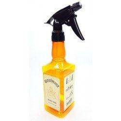 Pulverizator frizerie whisky galben