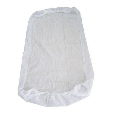 Husa pat cu elastic la capete