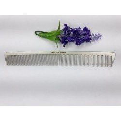 Pieptan frizerie din metal - 20cm
