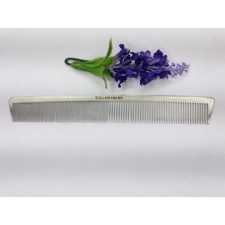 Pieptene frizerie din metal - 20cm