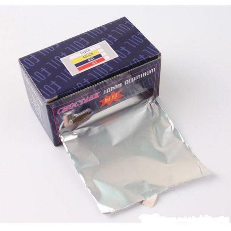 Folie aluminiu pentru vopsit suvite