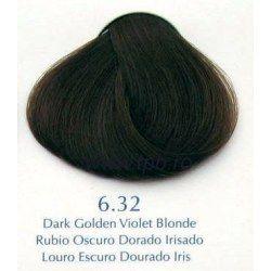 Vopsea par profesionala Yellow 100ml 6.32 - violet auriu blond inchis