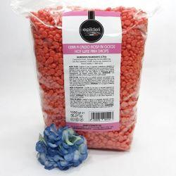 Ceara elastica roz perle 1kg