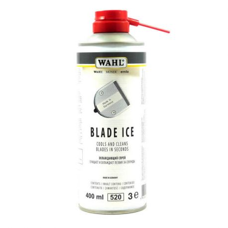Spray profesional Wahl Blade Ice 4in1, 400 ml