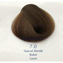 Vopsea par profesionala Yellow 100ml 7.0 - blond natural