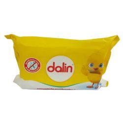 Servetele antibacteriene Dalin 64buc