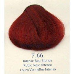 Vopsea de par Yellow 7.66 rosu blond intens