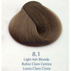8.1 - blond cenusiu deschis