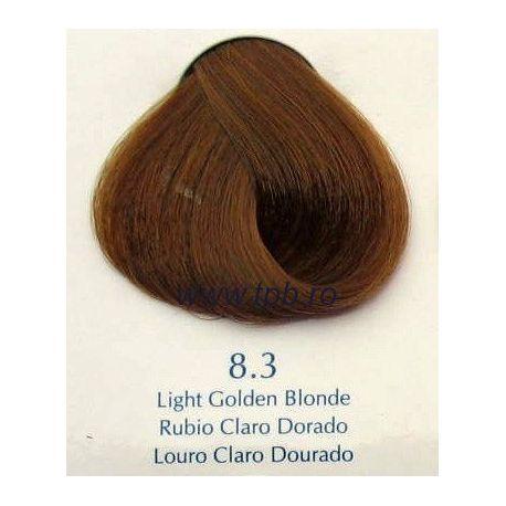 Vopsea de par Yellow 8.3 blond auriu deschis
