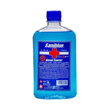 Alcool sanitar Saniblue 500ml