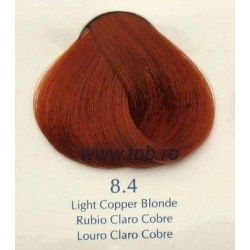 Vopsea de par Yellow 8.4 blond cupru deschis