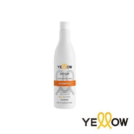 Sampon par deteriorat Yellow 500ml