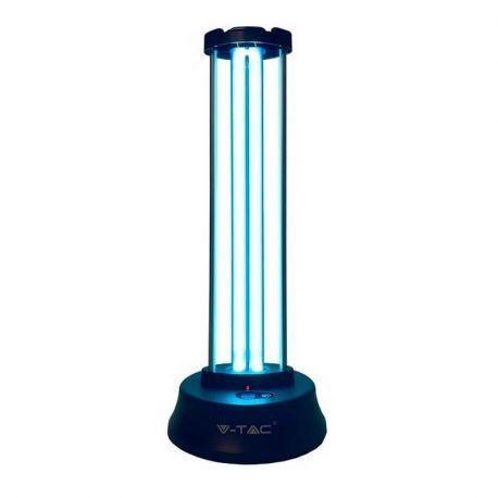 Lampă bactericida 38W, sterilizare UVC si ozon