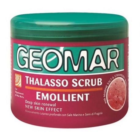 Scrub Emolient Geomar Thalasso 600G