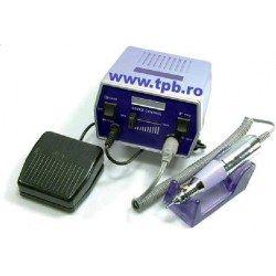 Pila electrica (freza) manichiura profesionala cu freze incluse