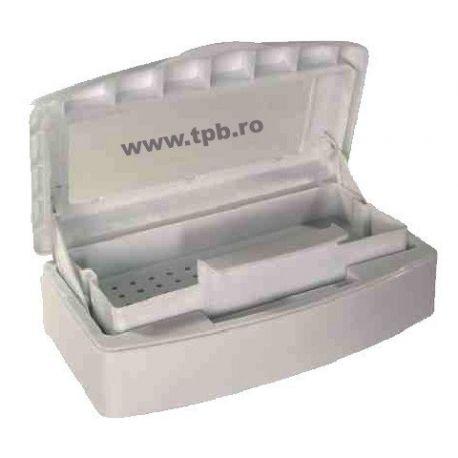 Cutie pentru sterilizare instrumente mici